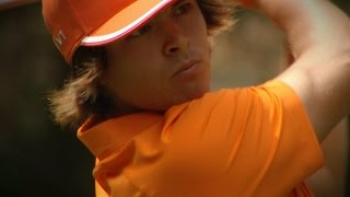 Rickie Fowler on his home away from home: Stillwater, Oklahoma