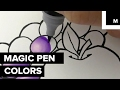 Smart coloring pens