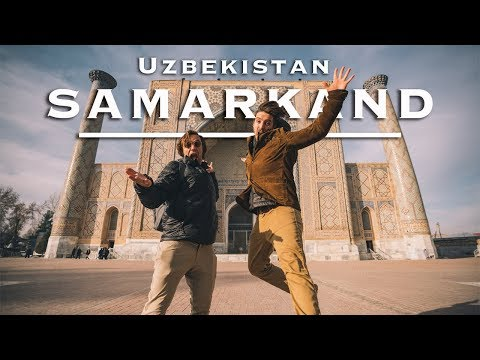 Samarkand | Travel