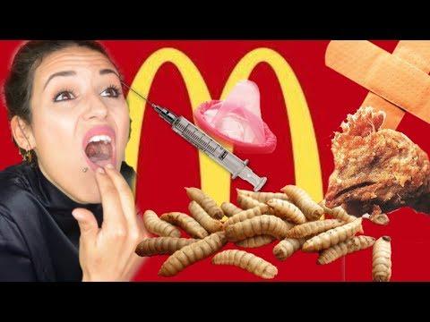 10 Fakta Om McDonalds - Detta Visste Du Inte? ... Urschh...