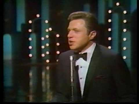 """Steve Lawrence sings """"The Impossible Dream"""""""