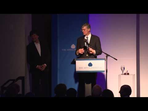 The Aspen Institute's 22nd Annual Summer Celebration Dinner with Ken Burns Part 2