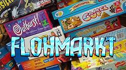 FLOHMARKT ACTION LIVE #29 Mega-Flohmarkt XXL Teil 2 - Trödelmarkt Retro Haul