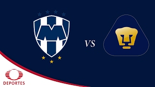 Previo Rayados vs Pumas | Clausura 2017 - Jornada 6 | Televisa Deportes