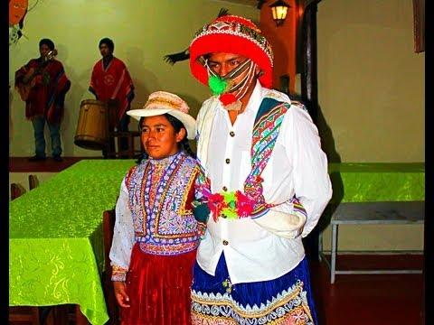 Original Inca Music and Dance by Quechua People - Peru