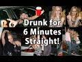 Avril Lavigne being Drunk for 6 minutes straight!