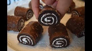 حلوى البنيون بالكريمة وصفة جديدة بمذاق راااائع لي يذوقها يطلب الوصفة/حلوى من دون طهي