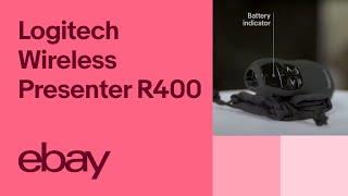 Logitech Wireless Presenter R400 | eBay Top Products