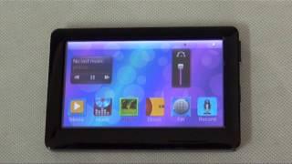 "8GB 4.3"" Touch Screen FM Digital MP5 - Black chinabuye"