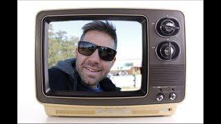 My TV Debut