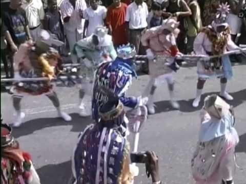 The Cocolo Dance Drama Tradition