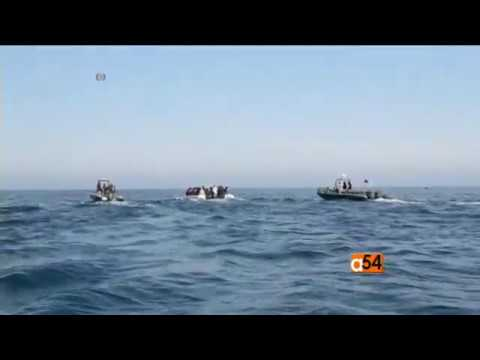 Humanitarian Ship Intercepted by Libyan Coast Guard