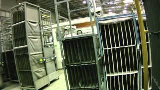 Изготовление специальной металлической тары(С целью решения вопросов внутрицеховой логистики, компанией
