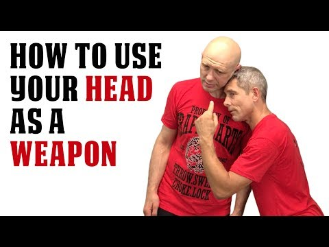 How to Use Your Head as a Weapon with Ando Mierzwa