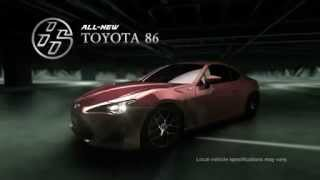 Toyota 86 - TVC 30s