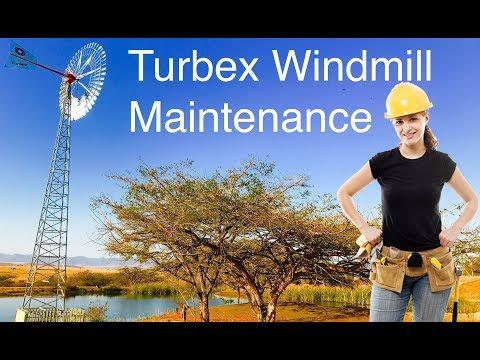 Turbex Windmill Maintenance