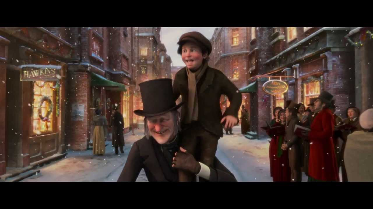 A Christmas Carol Movie.A Christmas Carol Blu Ray Official Trailer Hd