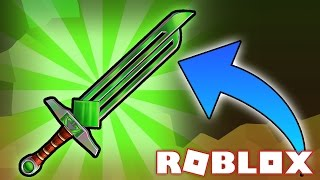 J'AI UNBOXED THE NEW EXOTIC KNIFE!!   Le couteau Emerald Knight ! (Roblox Asssassin)