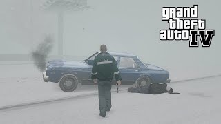 GTA IV Mods: Left 4 Liberty Infection v5.1 #20 (German) (HD) - Ein Escalade zum mitnehmen, Danke!