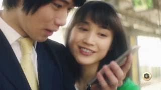 JR東日本 CM 中村ゆりか 「ポスターの人」篇 中村ゆりか 検索動画 23