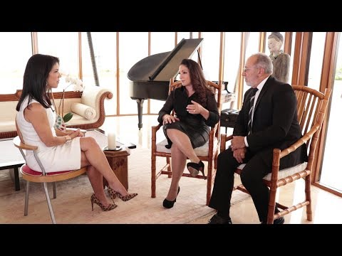 On Your Feet! The Balancing Act Goes Behind the Scenes with Emilio & Gloria Estefan.
