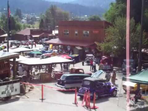 Garden Valley Idaho Car Show