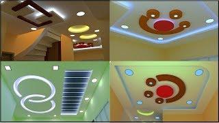 Best gypsum false ceiling design for living and bedroom | Ceiling design 2019 [vinupinteriorhomes]