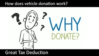 Donate Your  Car to Charity - it's fast, easy & free!