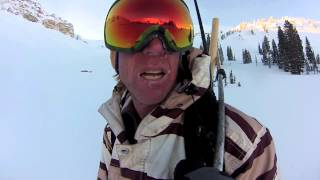 backcountry snowboarding Thumbnail
