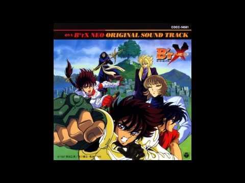 OVA B'T X Neo Original Sound Track