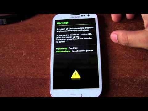 Cómo hacer Root a tu Samsung Galaxy SIII (GT-I9300) en 4 min