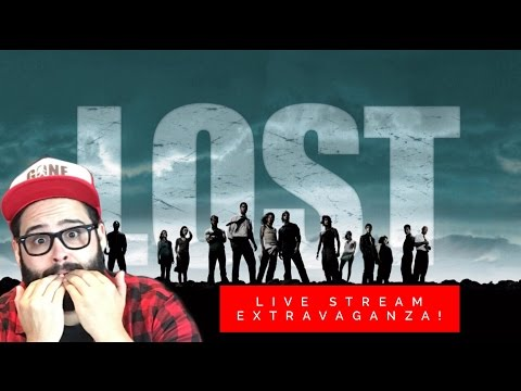 It Feels Like The First Time Podcast - LOST Season 1 Finale LIVE STREAM!