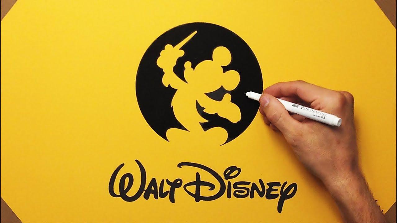 walt disney paper