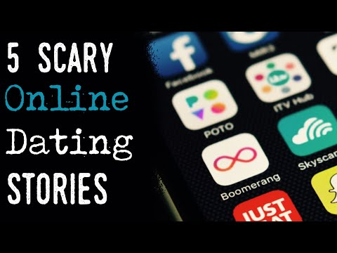 5 Creepy True Online Dating Stories | Ft. BadVibesStorytelling