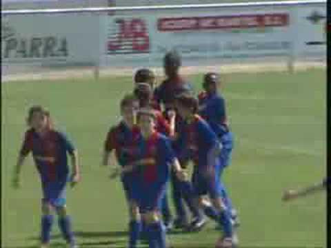 Fair play en la cantera del Barcelona