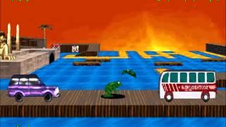Frog Frenzy (fast walkthrough)