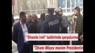 """""""İlham Əliyev sənin prezidentindir, mənim yox""""- Orduxan Teymurxan"""