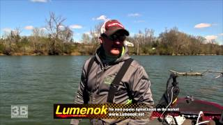 3B Outdoors TV - FOX - French Broad River Bass Fishing Jetboat Style