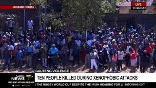 Mangosuthu Buthelezi to address violence against migrants in Gauteng