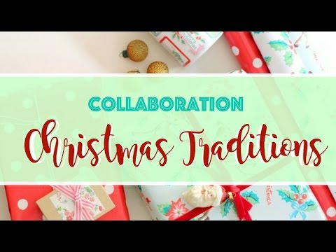 Collaboration | Favourite Christmas Traditions ❤️🎄