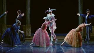 My First Ballet: Cinderella – Clocks scene | English National Ballet