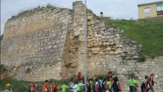 Vivo mi pueblo 2008 visita Castrillo de Don Juan (Palencia)