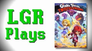LGR Plays - Giana Sisters Twisted Dreams