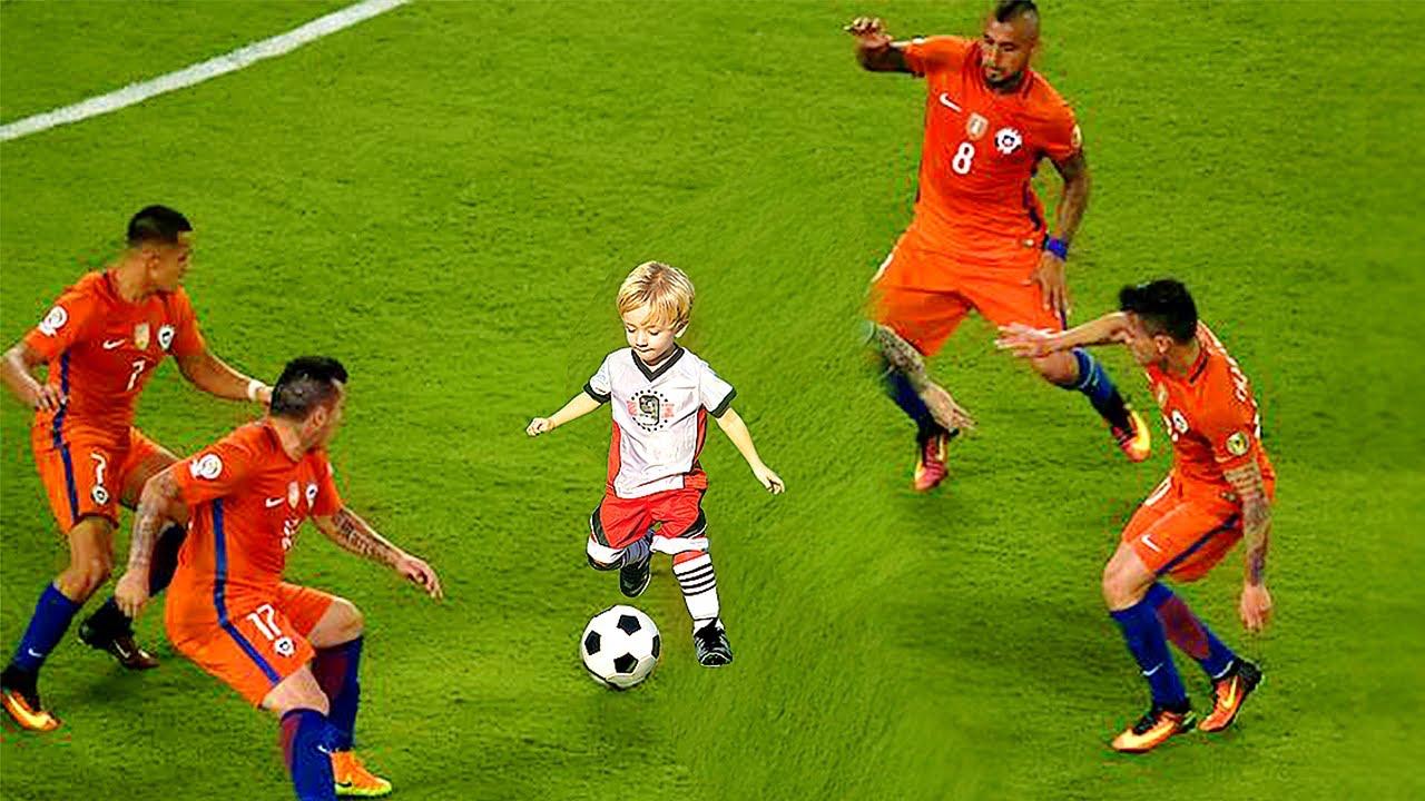 Футбол дети фото
