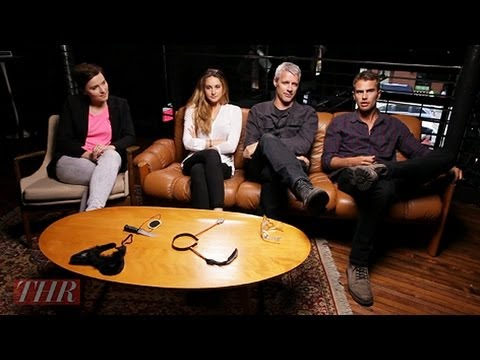 Divergent Cast Plays Wed, Bed, Dead! Shailene Woodley Interview from YouTube · Duration:  2 minutes 15 seconds