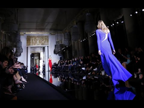 Versace | Haute Couture Spring Summer 2015 Full Show | Exclusive