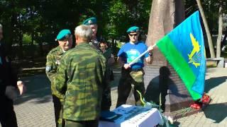 День Повітряно-десантних військ у Литві 2015