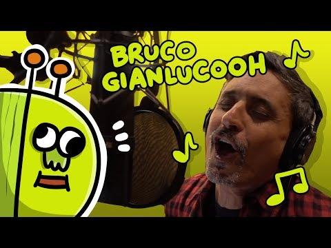 Il VERO Giorgio Vanni canta BRUCO GIANLUCO