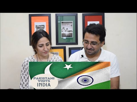 Pakistani Reacts to A Pakistani's Visit to India | An Unbelievable Experience | Part 1