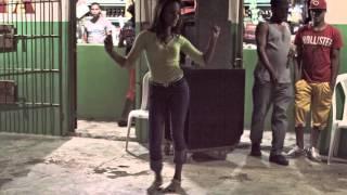 Bachata dance solo - Melina - Fernando Soriano & Joan Soriano